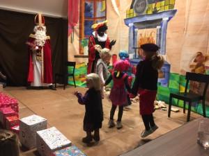 Sinterklaasfeest 2016-2