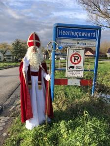 Sinterklaas foto 2020